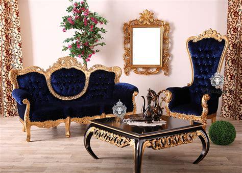 Barock Sofas ★ Luxus Genießen