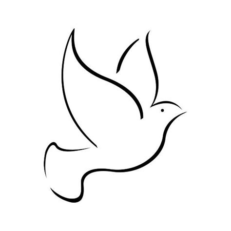 bird dove animal graphics svg dxf eps png cdr ai  vector
