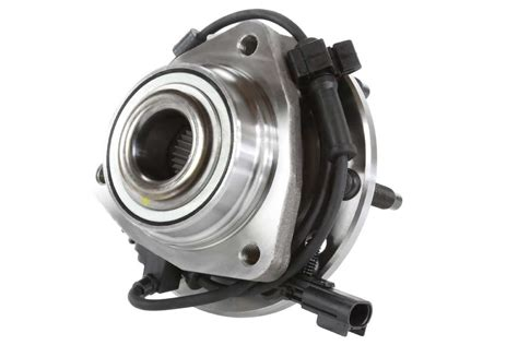 Pair (2) New Front Wheel Hub Bearing Assembly With