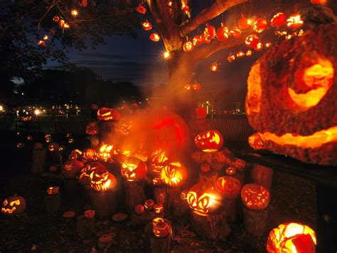 Where Did Carving Pumpkins Originated by National Geographic Magazine