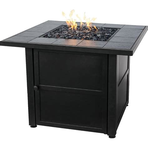 small fire pit table top 15 types of propane patio fire pits with table buying