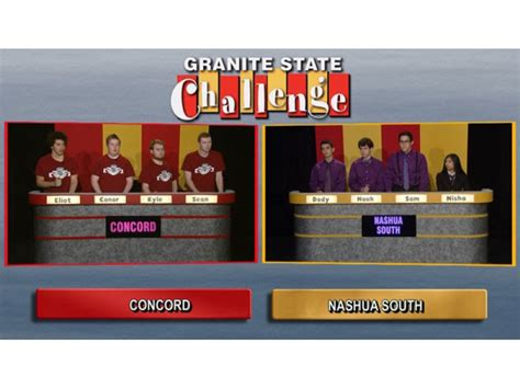 nashua panthers best concord on granite state challenge