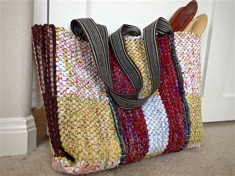 Rug In A Bag by Friday Weave A Bag With Handles Warped For