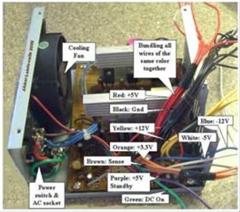 diy regulated power supply      pc psu