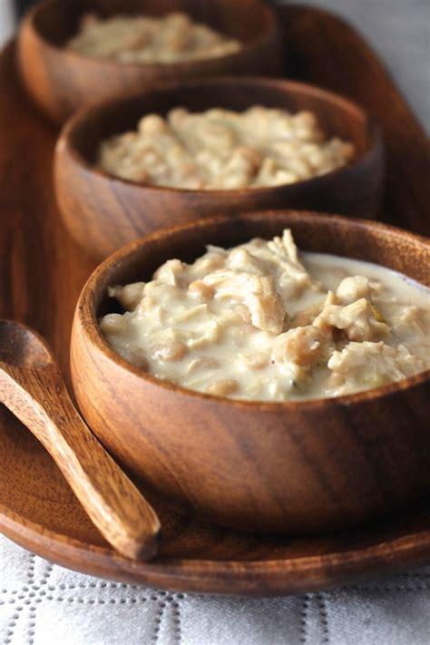 Dairy Free White Bean Chili Instant Pot Recipe The