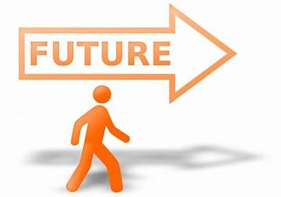 Future Clipart Plan Planning Goal Bright Orange
