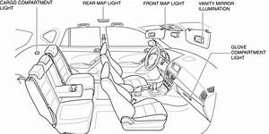 Mazda Cx-5 Service  U0026 Repair Manual - Interior Lighting System
