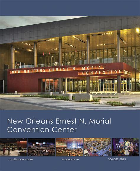 floor plans ernest  morial convention center