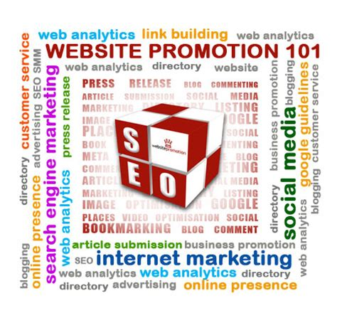Website Seo Marketing by Infolink It To Launch Website Promotion 101 A