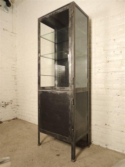 vintage metal cabinets metal cabinet the most impressive home design