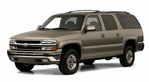2001 Chevrolet Suburban Expert Reviews  Specs And Photos