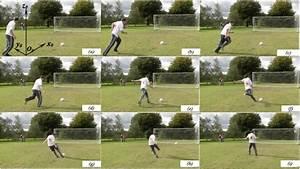 Figura 3. Secuencia de poses de un jugador de fútbol al ...