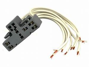 Mustang Multifunction 9 Pin Switch Wiring Harness Pigtail