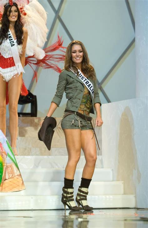 miss universe australia monika radulovic has to wear a