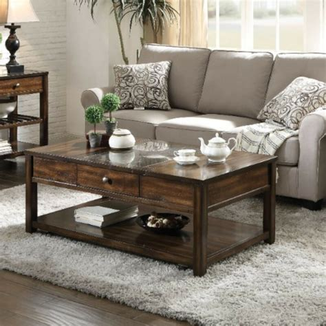 From glass, marble, and wood to coffee tables with storage — we've got options for whatever look. Darby Home Co Ipswich Traditional Rectangular Glass and Wooden Lift Top Coffee Table with ...