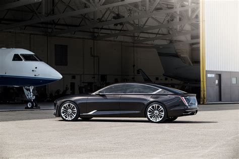 cadillac escala concept car body design