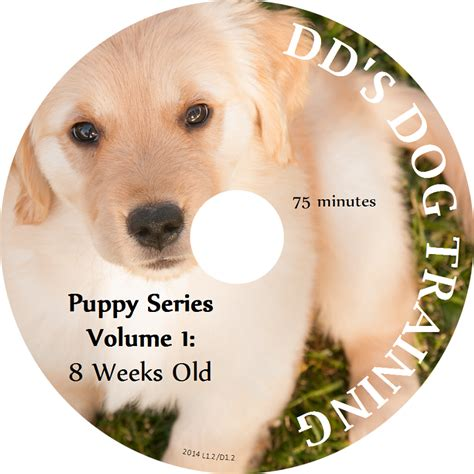 puppy series volume   weeks  dvd dds dog training