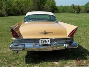1957 Lincoln Premier 2 Door Hardtop Free Shipping