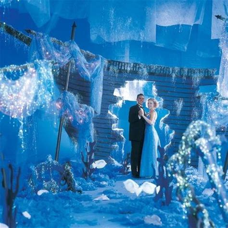 titanic cruise ship party ideas images