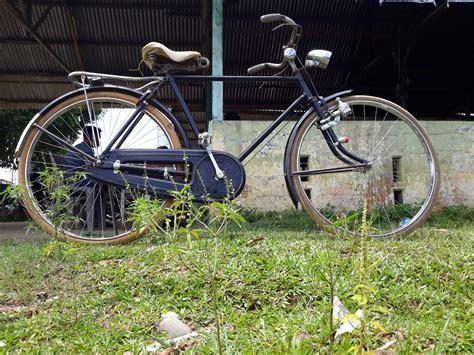 History Bicycle Onthel (english