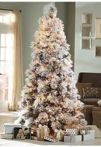 Flocking Christmas Trees Diy by 1000 Images About Christmas Decor On Pinterest