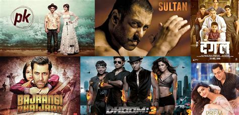 top  highest grossing indian movies   time