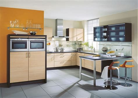 Lform Küche Bergulme Und Dunkelgrau Mit