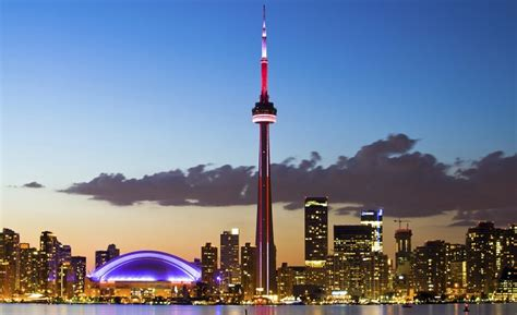 Cheap Flights to Toronto, Canada from £347pp
