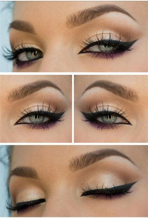 Maquillaje para Ojos Claros o Cafés Paso a Paso