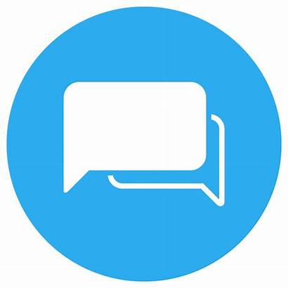 Message Transparent Icon Messages Key Background Messaging