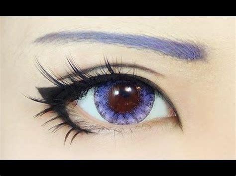 Anime Eye Makeup Without Fake Eyelashes How To Get Anime Eyes Without Makeup Saubhaya Makeup
