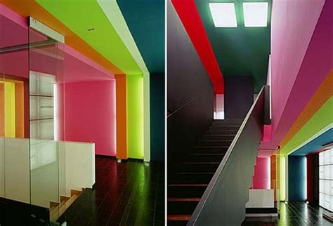 interior color schemes offices tetrad colours
