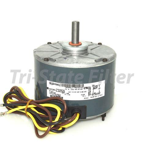 carrier condenser fan motor oem carrier bryant payne condenser fan motor 1 4 hp