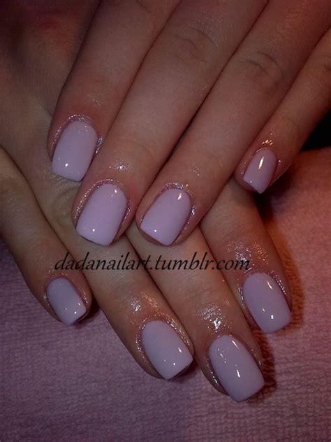 lilac nails  tumblr