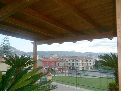 tettoia per terrazzo tettoia a copertura terrazzo