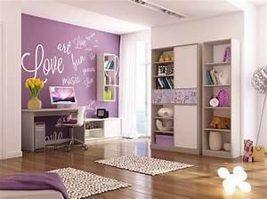 Wandgestaltung Kinderzimmer Mädchen : kinderzimmer wandgestaltung 50 ideen mit farbe tapete ~ A.2002-acura-tl-radio.info Haus und Dekorationen