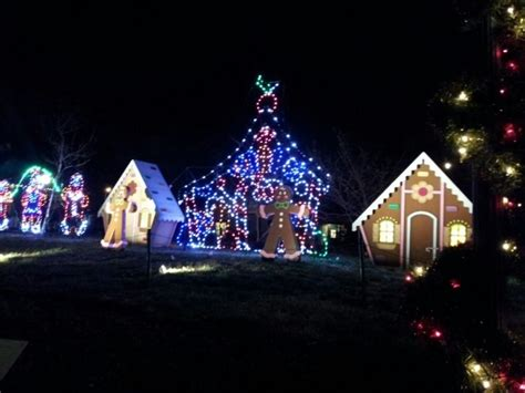 christmas louis st zoo lights yelp missouri displays wild mo