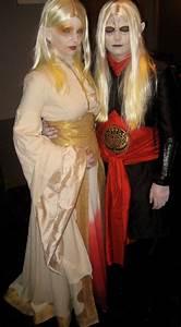 Prince Nuada Princess Nuala by Eveningarwen on DeviantArt