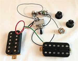Squier By Fender Bullet Mustang Hh Wiring Harness With