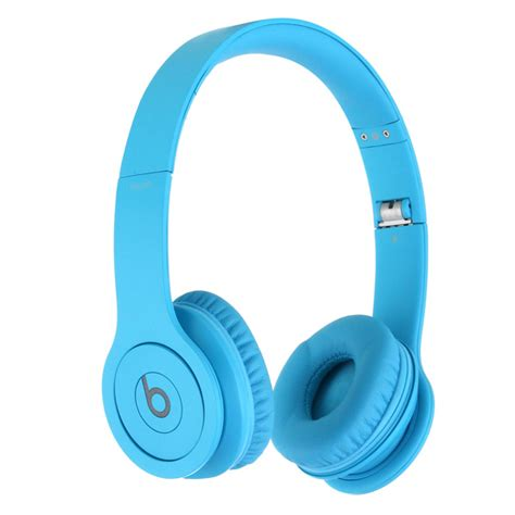 light blue beats beats by dre hd 810 00014 drenched in color new