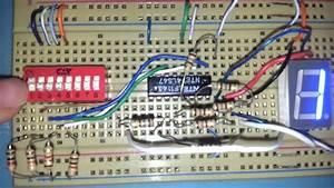 Funcionamiento Del Decoder 74ls47