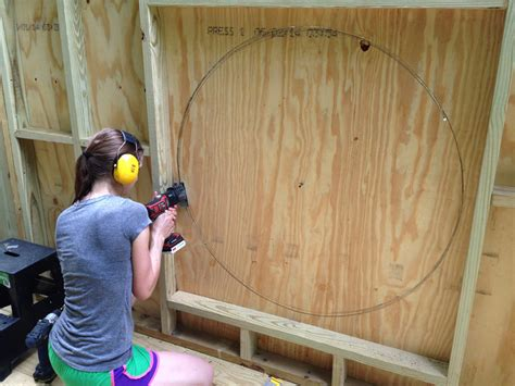 snap wood installing t1 11 walls for our modern treehouse merrypad
