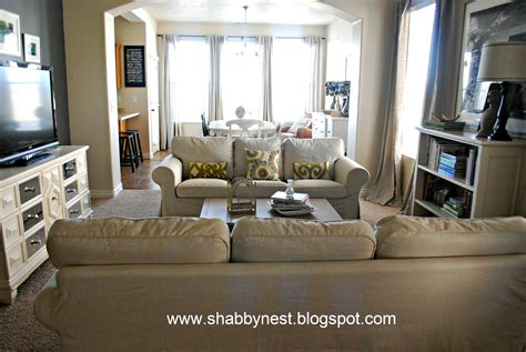 Tv Room Sofa by Living Room Spruce Up The Reveal Wendy Hyde Lifestyle