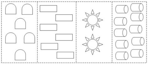 counting worksheets   printable zip docx