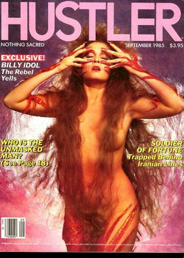 Hustler Magazine 1985 Back Issues And Used Magazines For