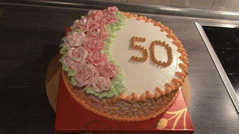 50 geburtstag torte torte zum 50 geburtstag