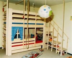 Treppe Für Hochbett : hochbett mit treppenregal die neuesten ~ Michelbontemps.com Haus und Dekorationen