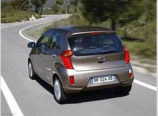 Kia Picanto 2012 Exotic Car Picture #31 of 82 Diesel Station
