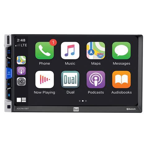 Dual Electronics XDCPA10BT 7 inch LED Backlit LCD Digital ...