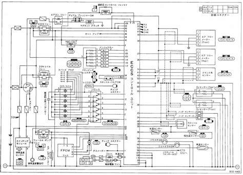 Электросхемы Bnr32 (язык японский